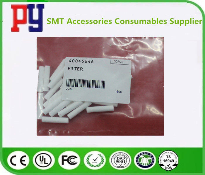 SMT Machine Filter Surface Mount Parts 40046646 For JUKI KE2080 / 2080 Machine